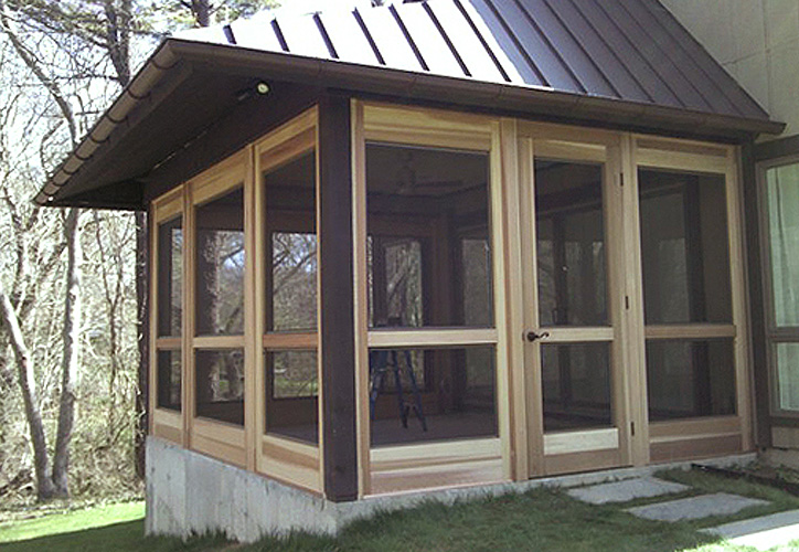Prefab Porches porches - select choice contracting